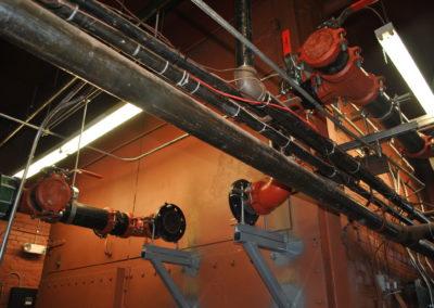 Billings Forge Upgrade In Progress