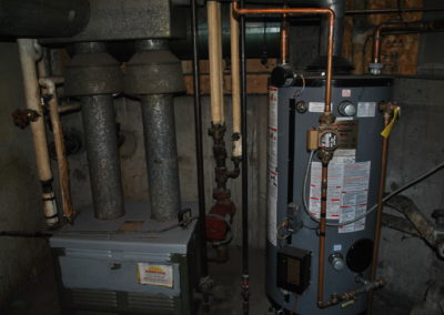 Heating DHW Plant
